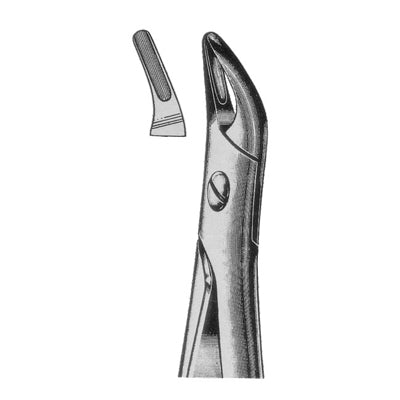 Extraction Forceps 76 Upper Roots