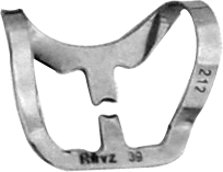 212 Rubber Dam Clamp