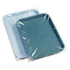 PlasticTray Sleeve. 500 Pcs/Box. 26.5 x 35 cms