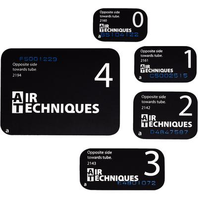 Air Techniques intraoral PSP imaging Plates suitable for DURR units (4 sizes) Buy 2 or more $339.4