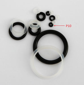 A10 Pack of 5 Seals and 5 O-rings