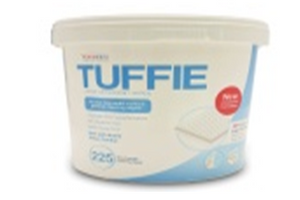 Tuffie Alcohol free detergent wipes CODE: 901DW225 Cloth Size 28 x24.5cm