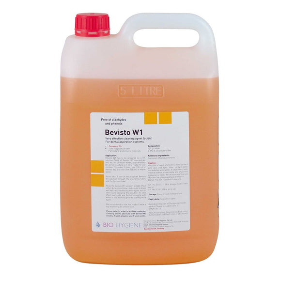 Suction cleaner Bevisto W1 (acidic) 1L. Buy 2 or more. $28.70. Discount Code. JDGWPKJT59BC