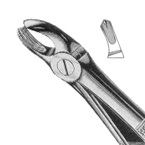 Extraction Forceps 17, Right Upper Molar