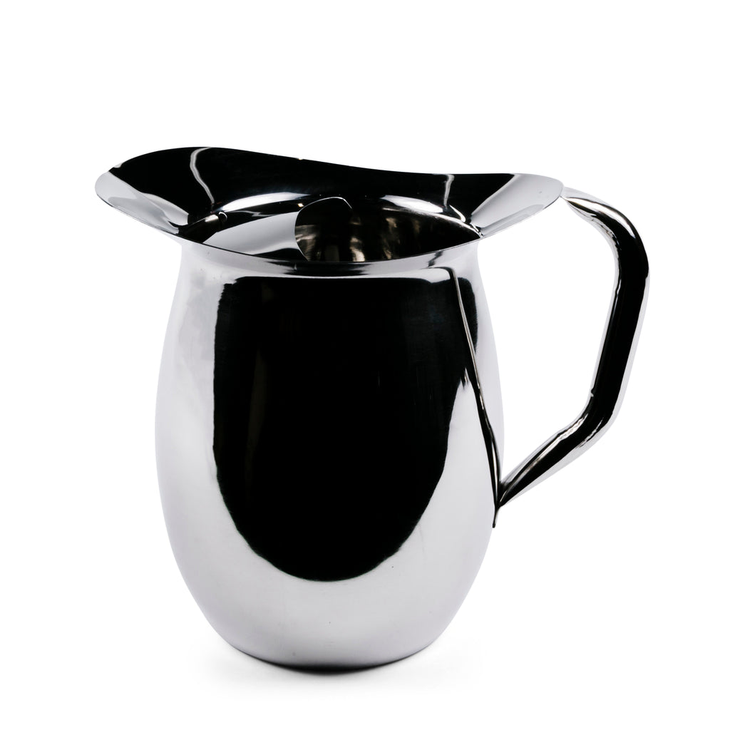 Stainless Beverage Pitcher