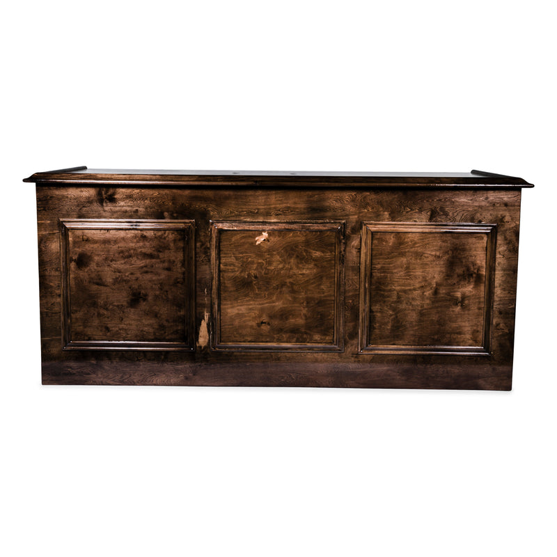 Mahogany Craftsman Bar