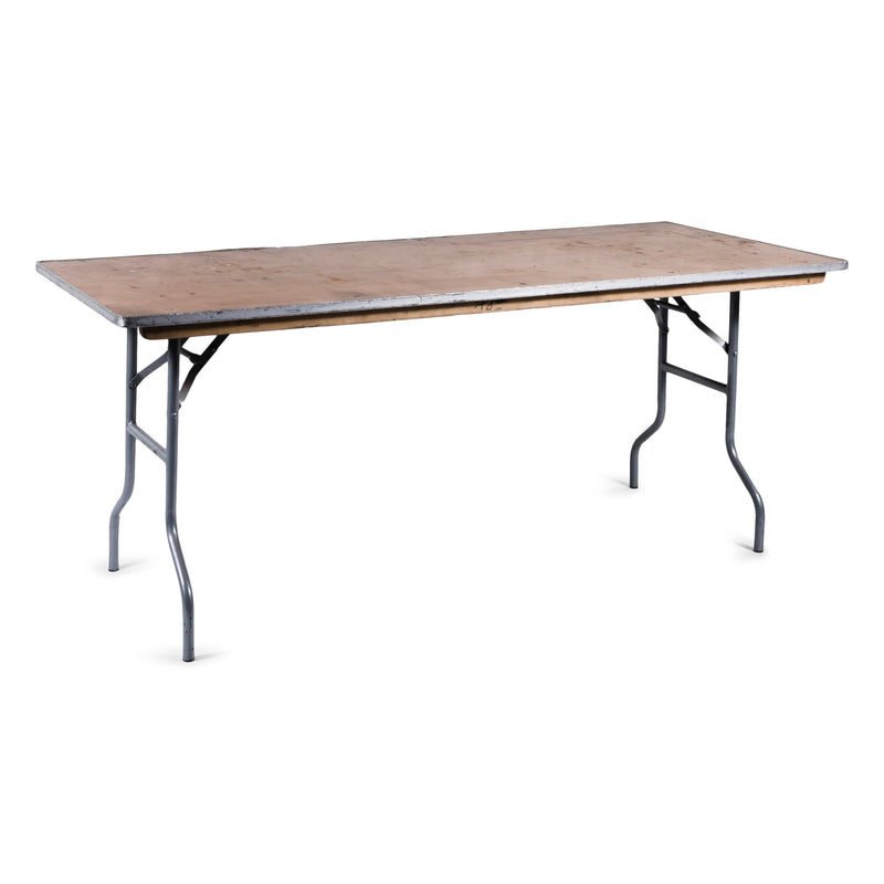 8' Banquet Table