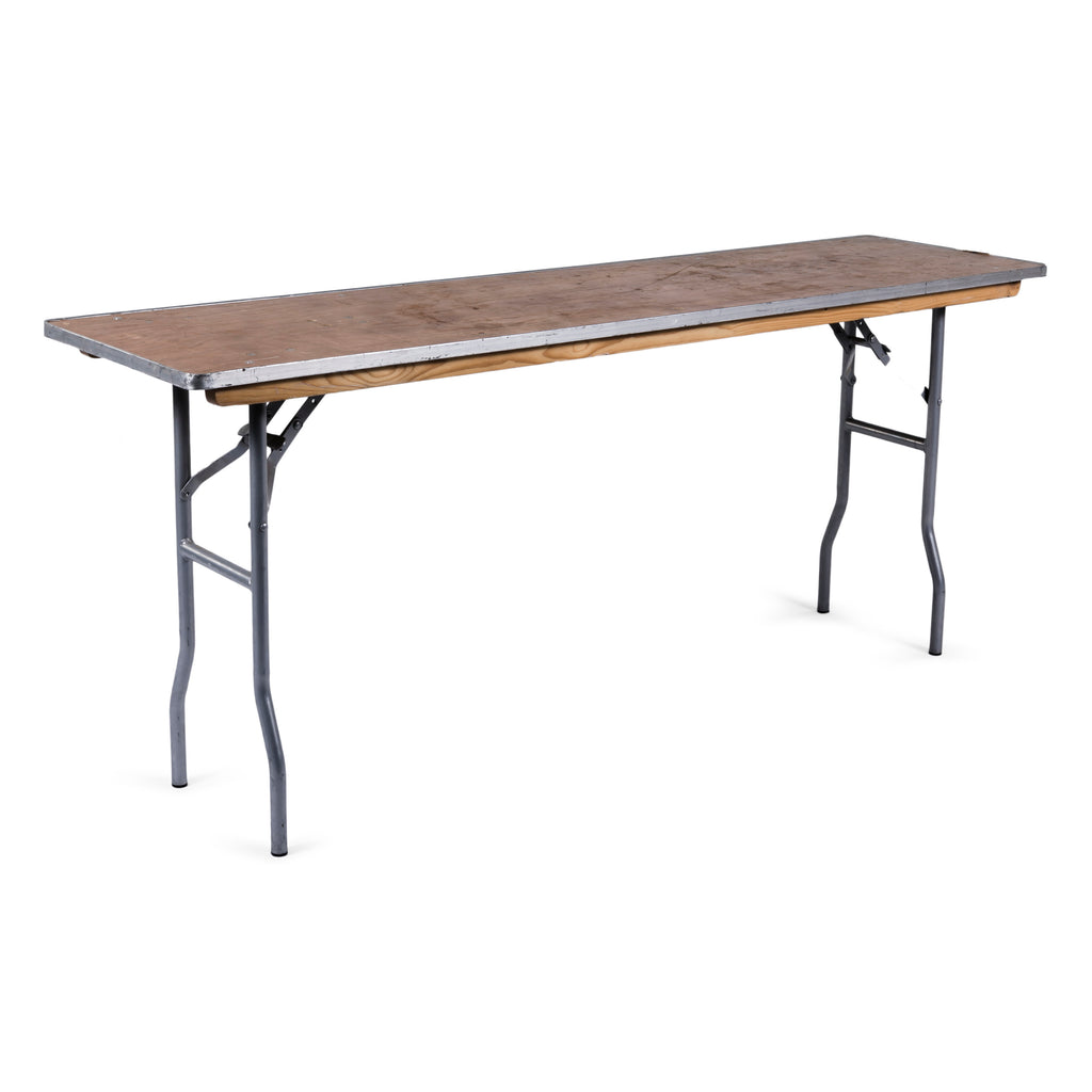 "6'x18"" Conference Table"