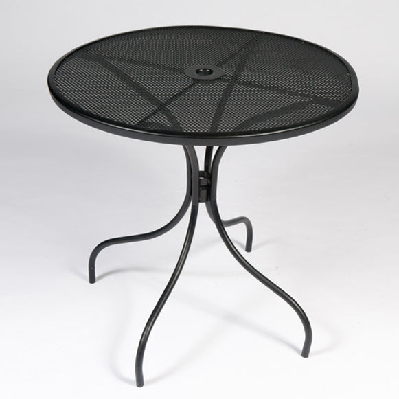 Wrought Iron Bistro Table