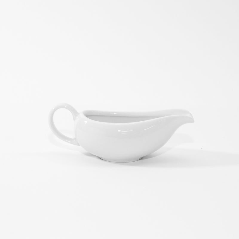 Royal White Gravy Boat