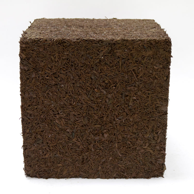 Brown Rubblox Cube