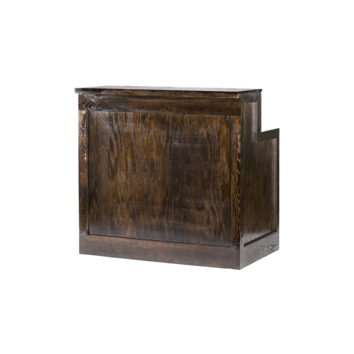 Mahogany Wood Bar