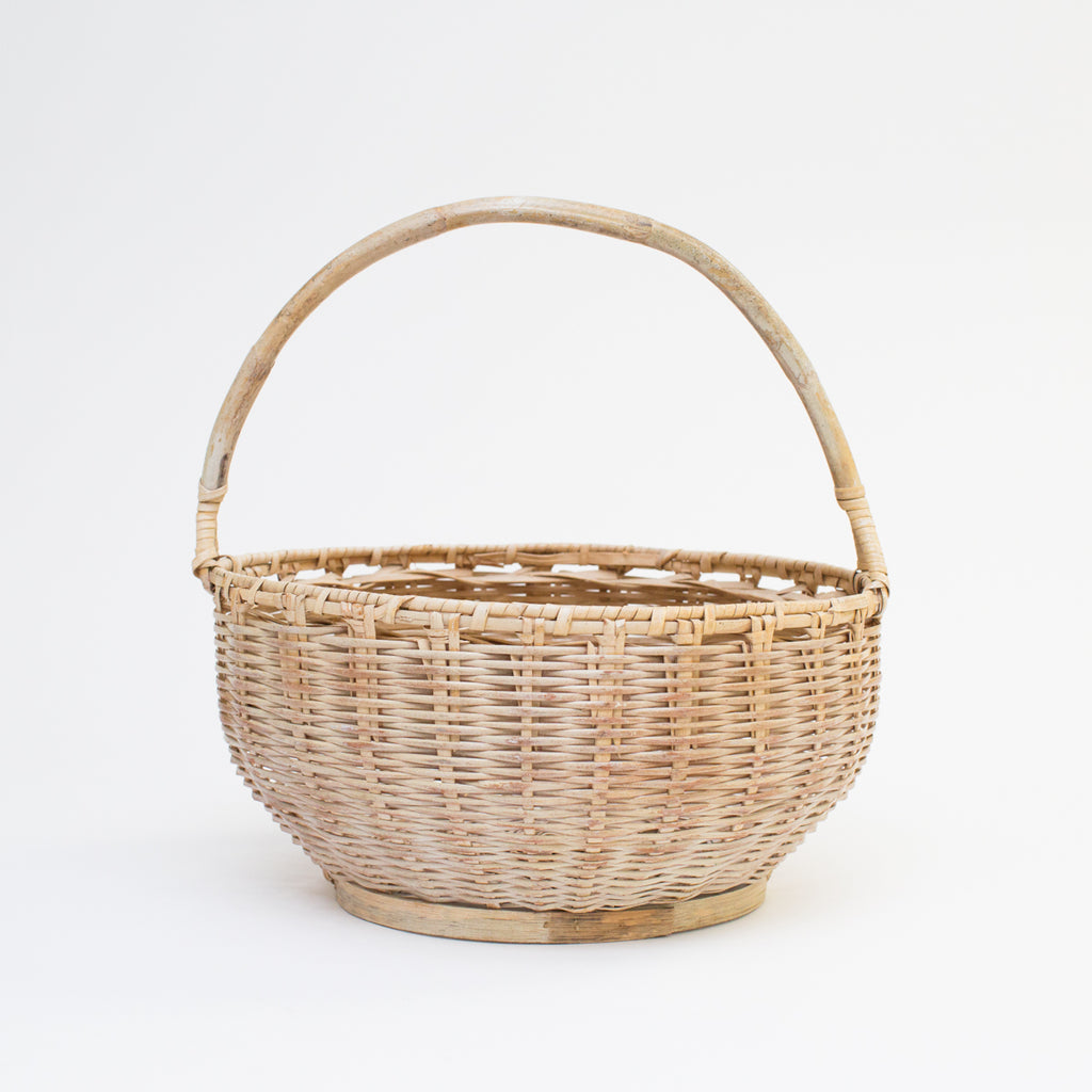 Large Wicker Fruit Basket