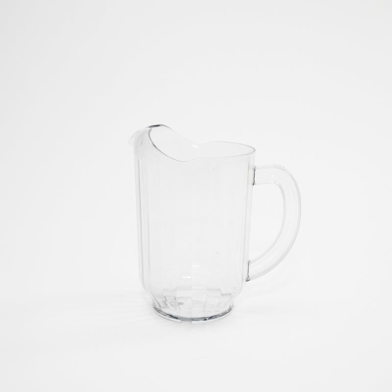Plastic Beverage Pitcher