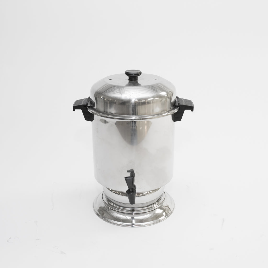 Stainless Coffee Maker (55 cup)
