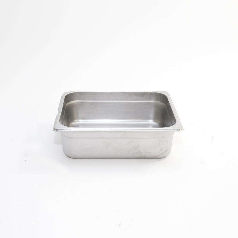 "Food Pan (Half Size), 4"" Deep"