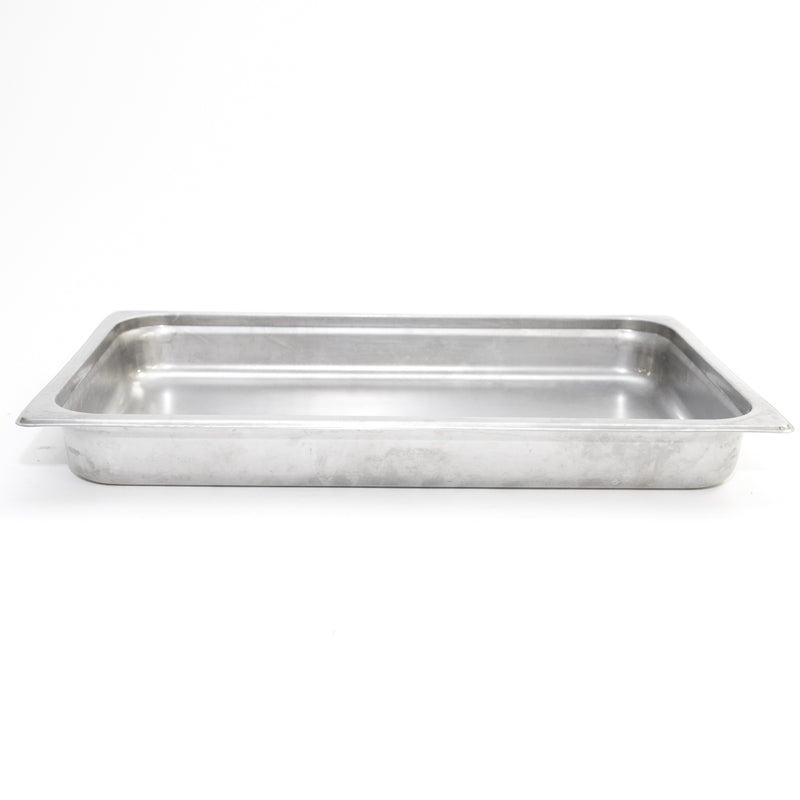 "Food Pan Full Size, 2"" Deep"