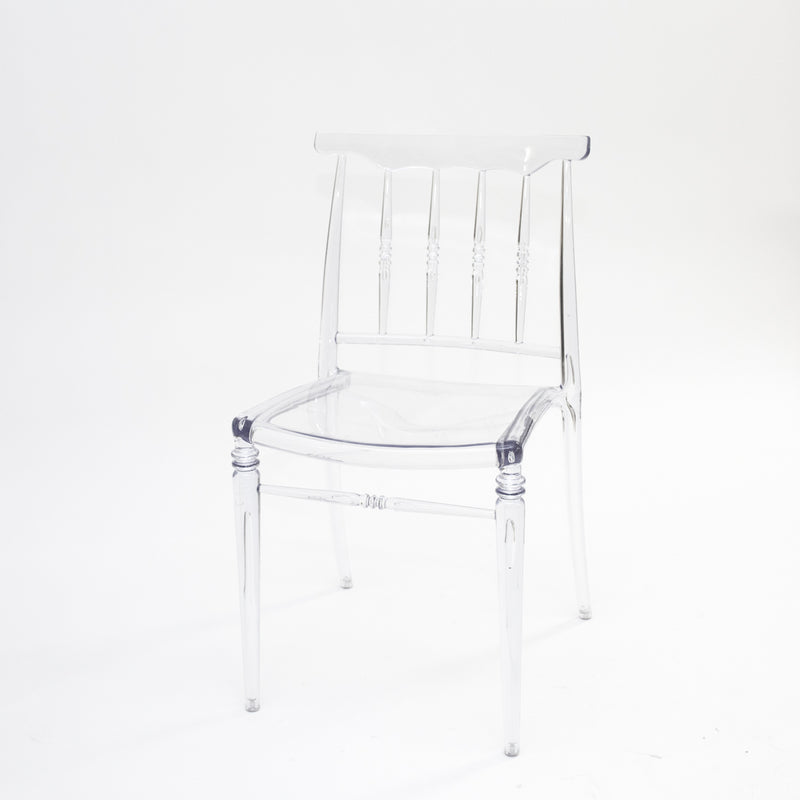 Clear Isabella Chair