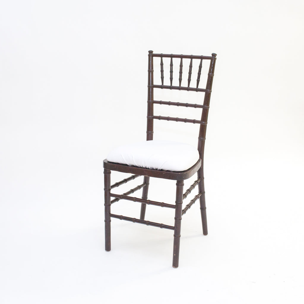 Mahogany Chivari Chair