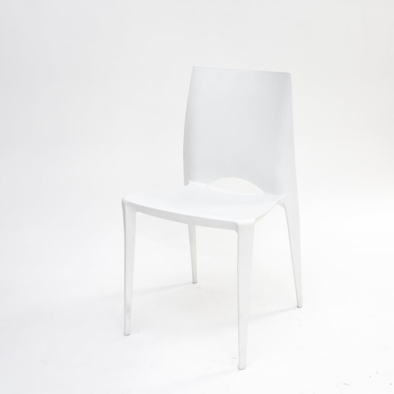White Bellini Chair