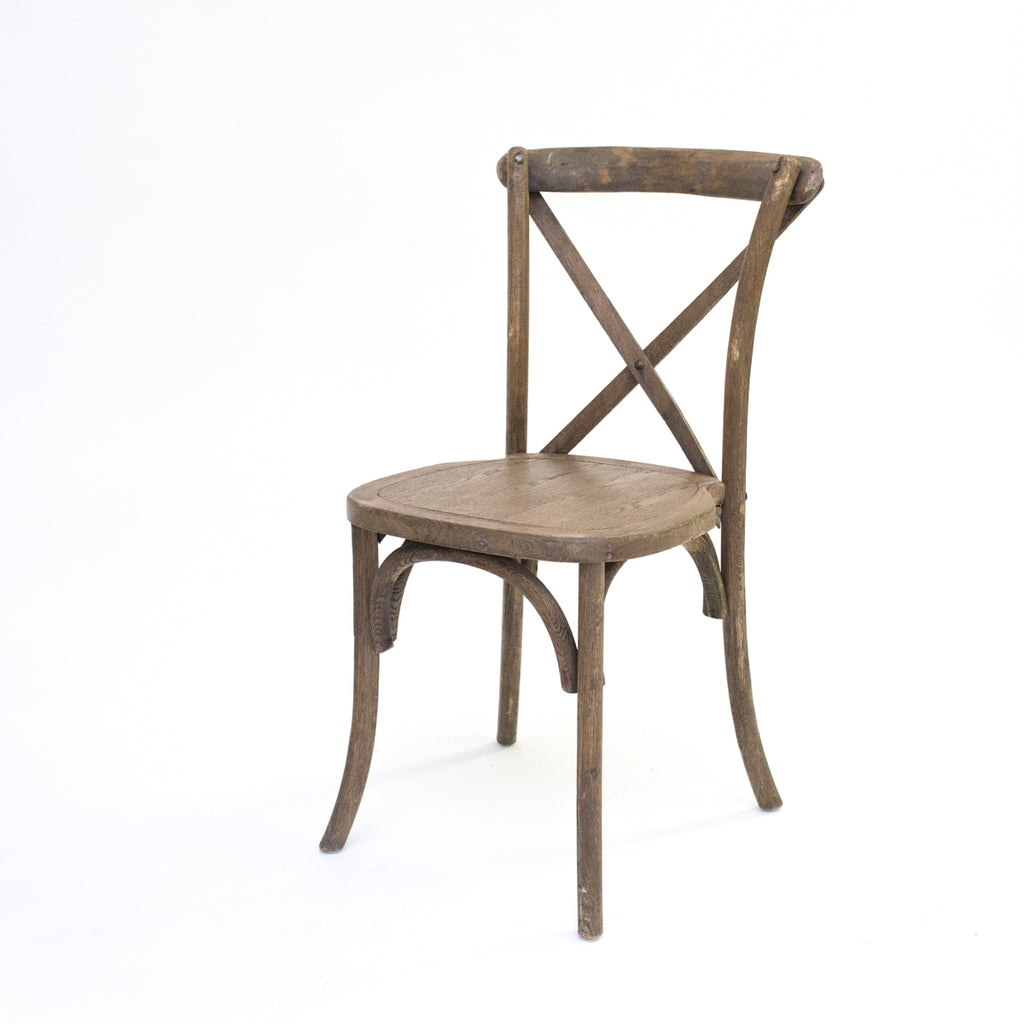Driftwood Crossback Chair
