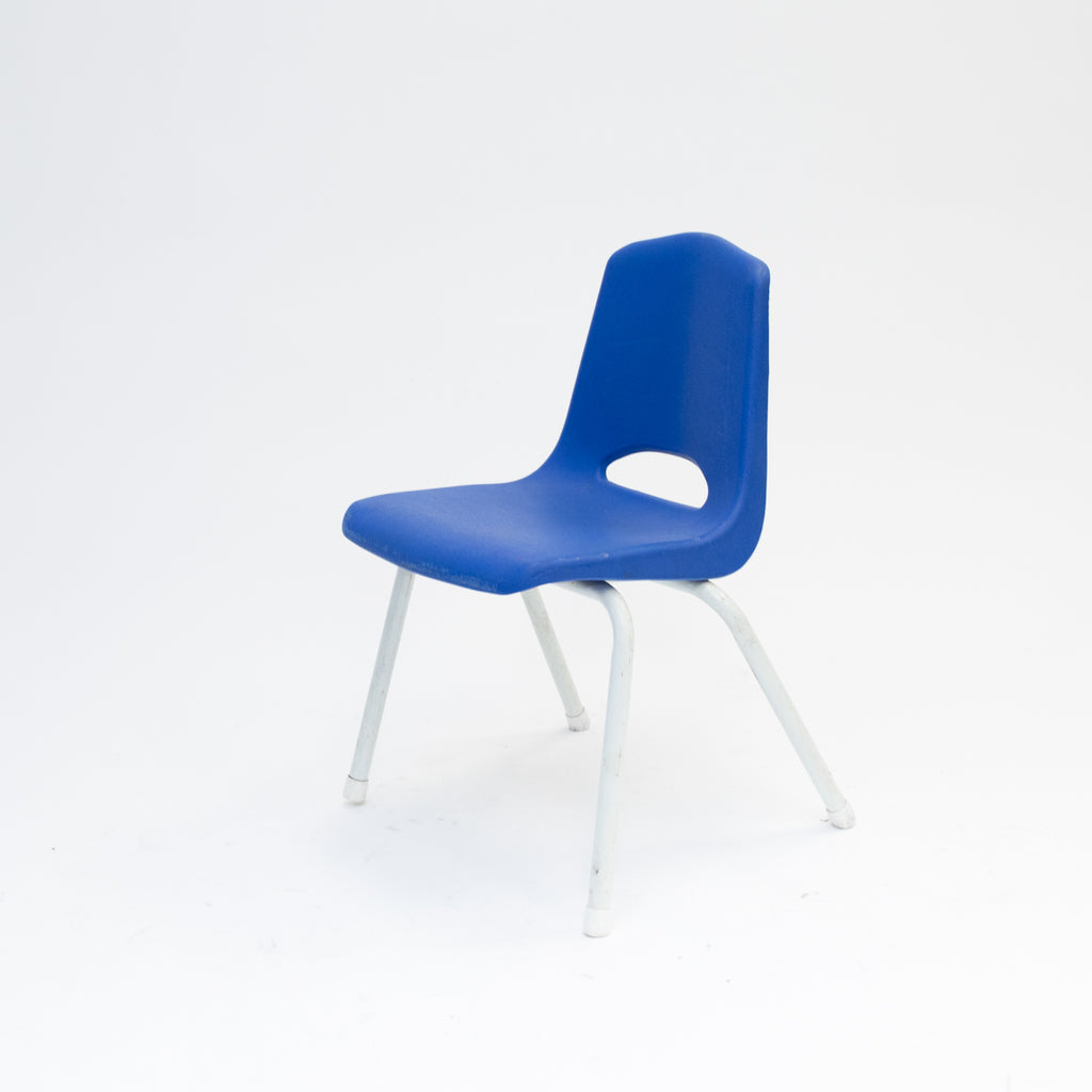 Children's Blue Chair