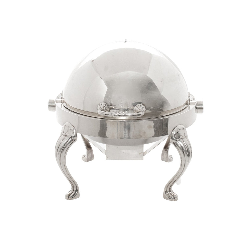 Stainless Rolltop 6 qt. Round Chafer