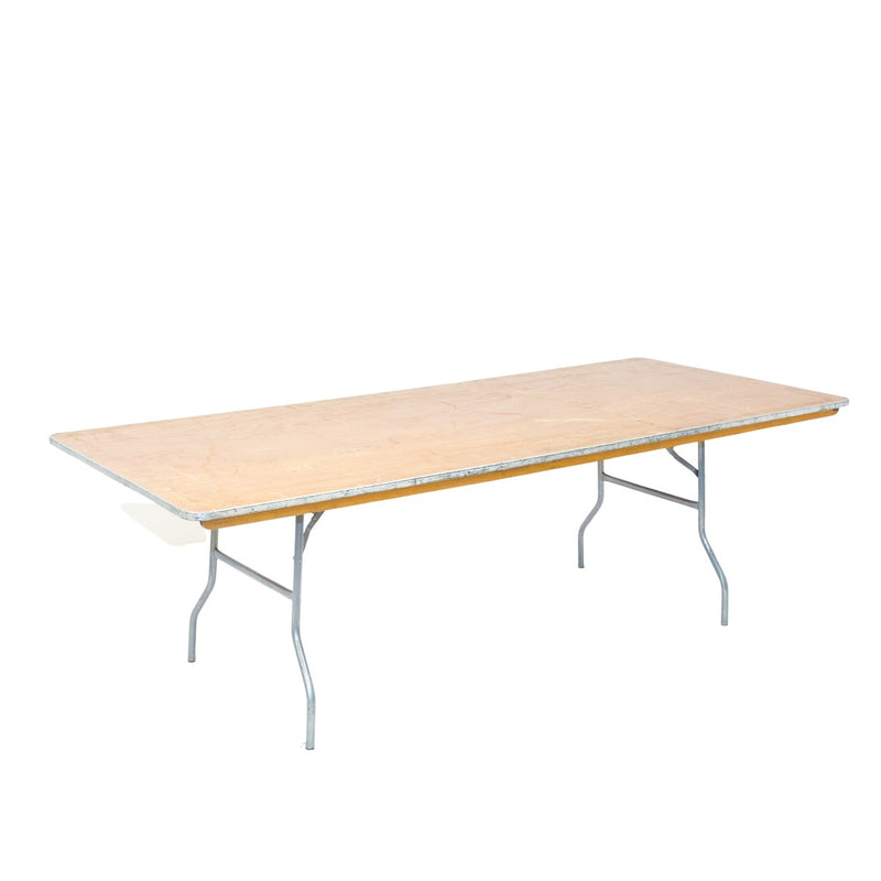 "8' x 42"" Queen Estate Table"