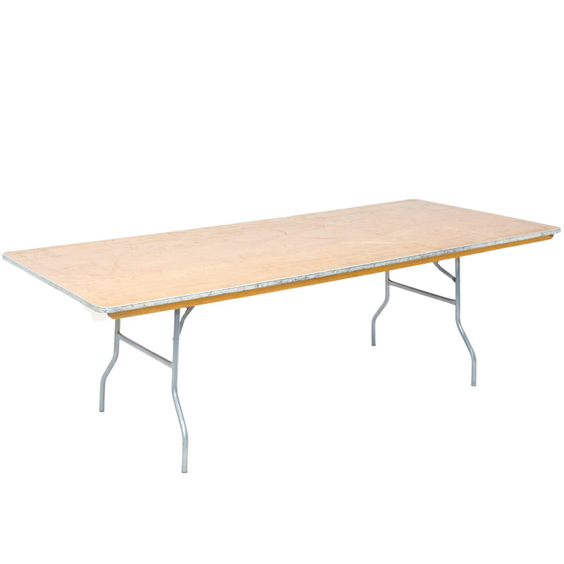 "8' x 36"" Banquet Table"