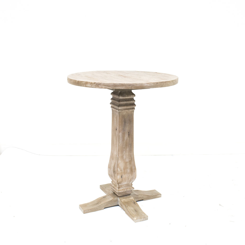 Distressed Grey Cocktail Table