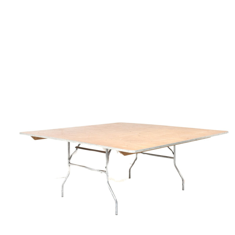 "60"" Square Table"