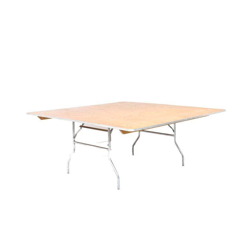 "72"" Square Table"