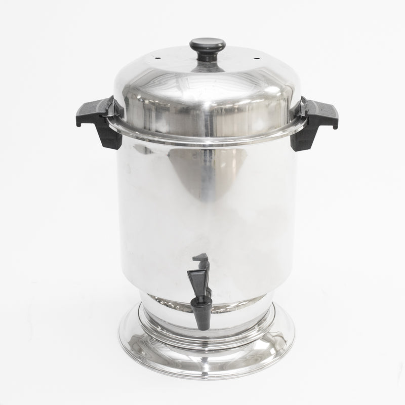 Stainless Coffee Maker (100 Cup)