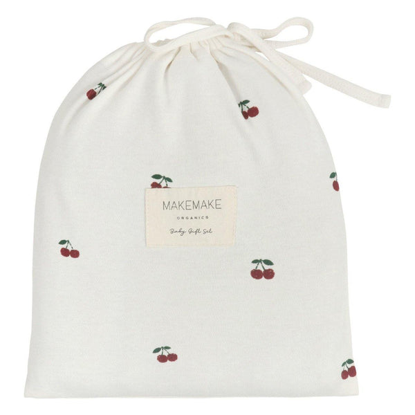 Newborn Gift Bundle - Cherry