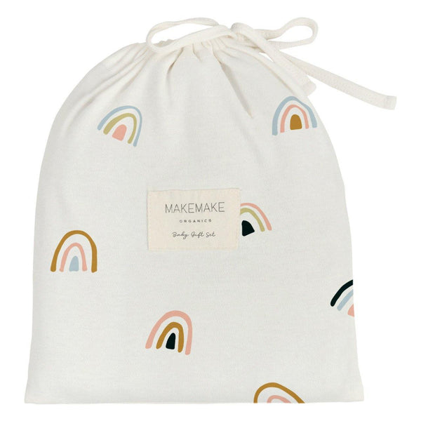 Newborn Gift Bundle - Rainbow