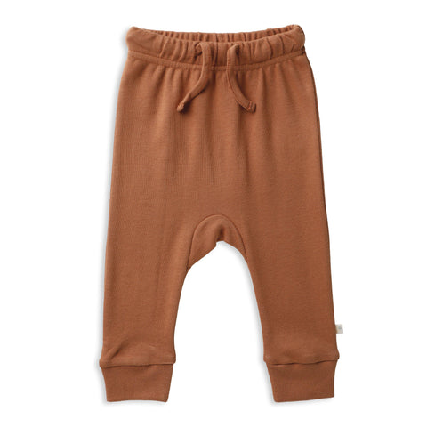 Organic Cotton Harem Pants - Aubrey Ginger