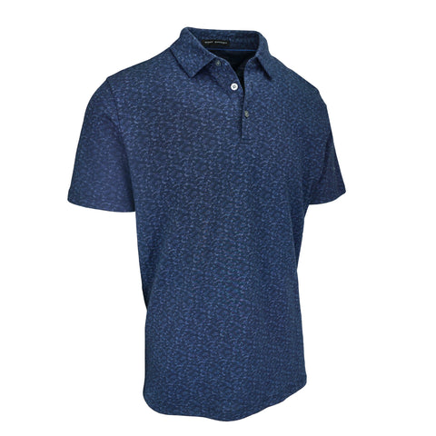 COLLINS POLO WITH PIPING