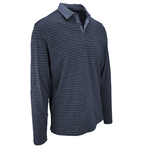 WELLINGTON LONG SLEEVE POLO