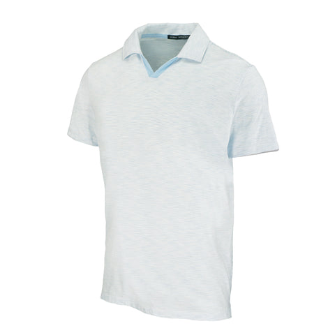 COWANSVILLE OPEN COLLAR POLO