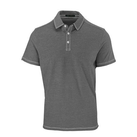 FILMORE POLO w/WHITE STITCH