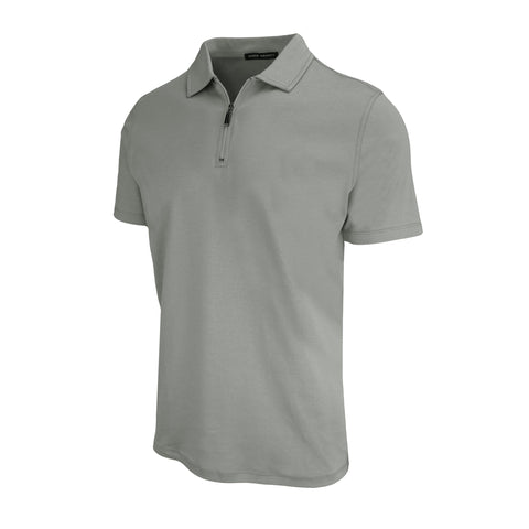 THE BARAKETT ZIP POLO