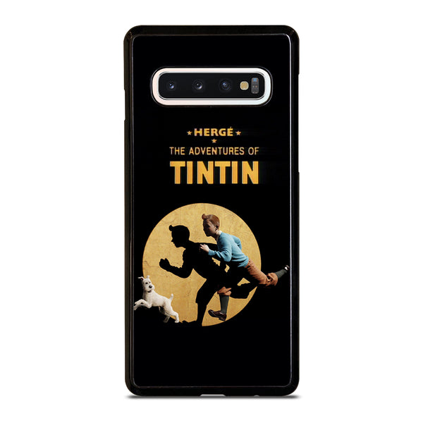 ADVENTURE OF TINTIN #3 Samsung Galaxy S10 Case