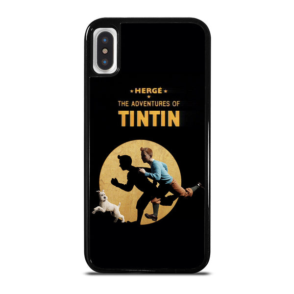 ADVENTURE OF TINTIN 3 iPhone X / XS Case