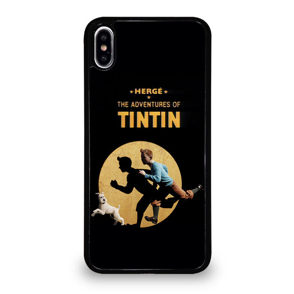 ADVENTURE OF TINTIN 3 iPhone XS Max Case