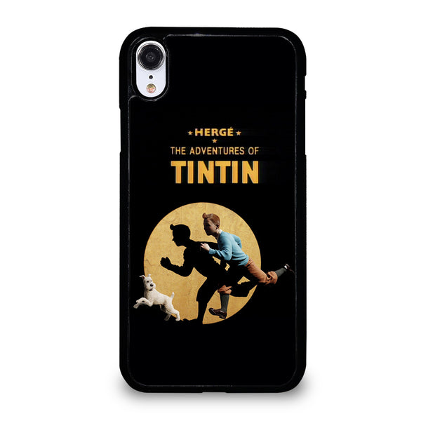 ADVENTURE OF TINTIN 3 iPhone XR Case