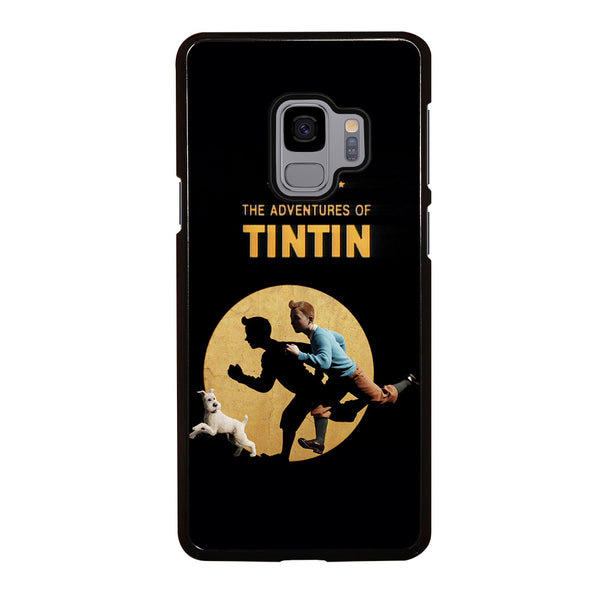 ADVENTURE OF TINTIN #3 Samsung Galaxy S9 Case