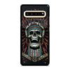 AFFLICTION SKULL INDIAN Samsung Galaxy S10 5G Case