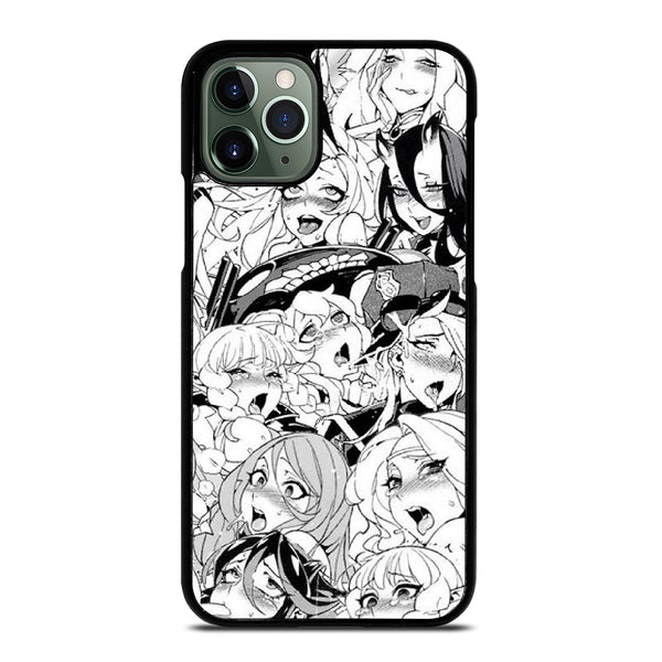 AHEGAO FACE ANIME iPhone 11 Pro Max Case