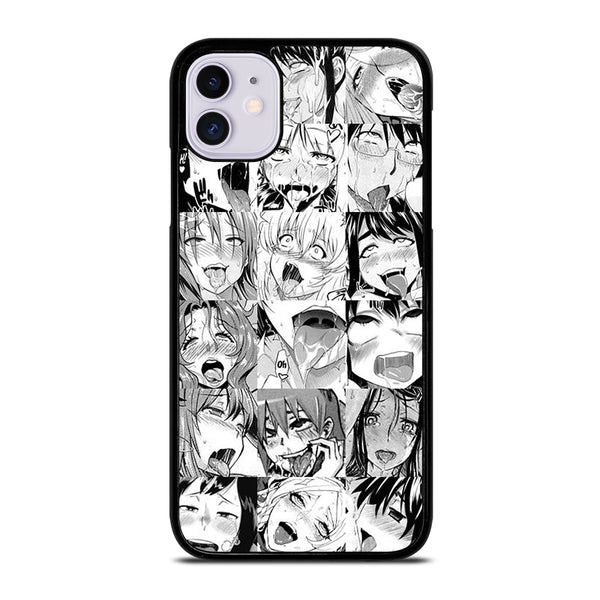 AHEGAO PERVERT MANGA #4 iPhone 11 Case