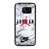 AIR JORDAN MARBLE #2 Samsung galaxy s7 edge Case